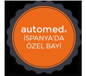 AUTOMED ISPANYA'DA ÖZEL BAYI